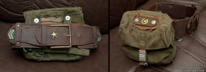 Belt with Bag by NuclearSnailStudios