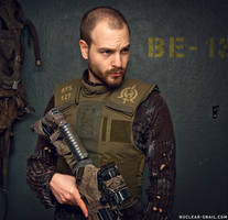 Tactical Officer by NuclearSnailStudios