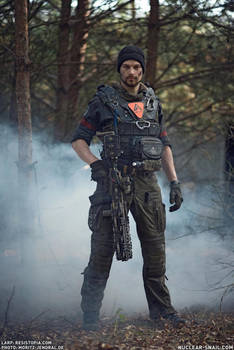 Dystopian Sargeant