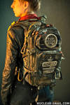 Planetary Mission Backpack