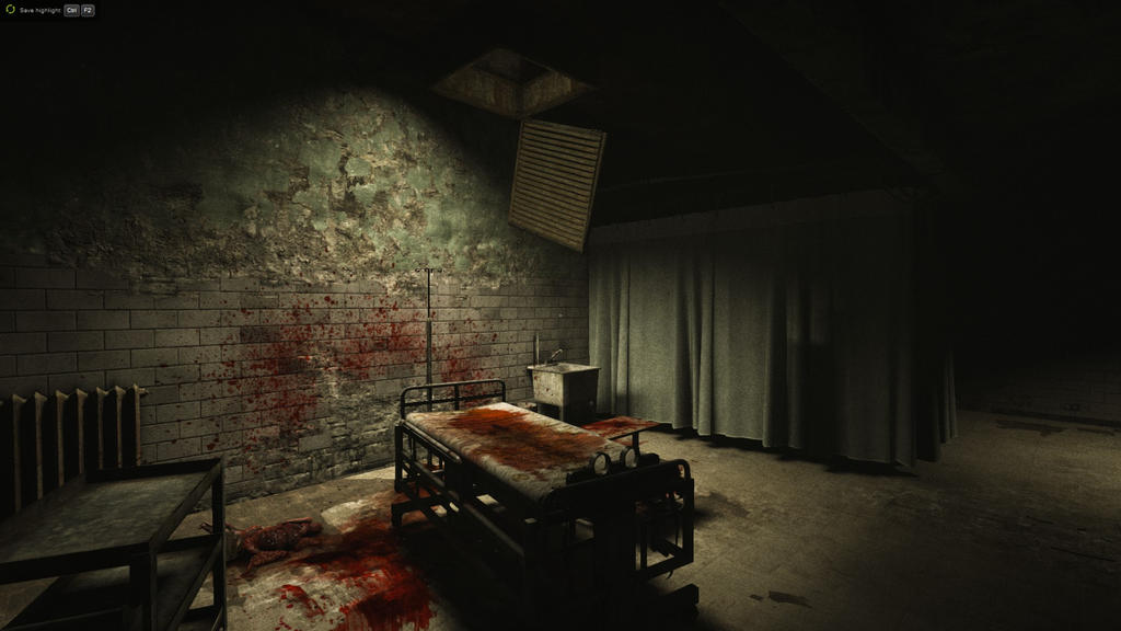 Outlast Gameplay by DepressiveMadness on DeviantArt