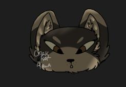 Kira my German Shepard puppy by A-q-u-a-K-i-t-t-y