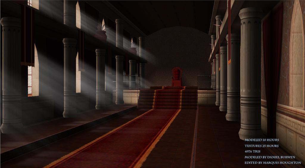 Throne Room 2 by marq4porsche