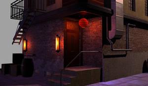 Chinatown Building IX by marq4porsche