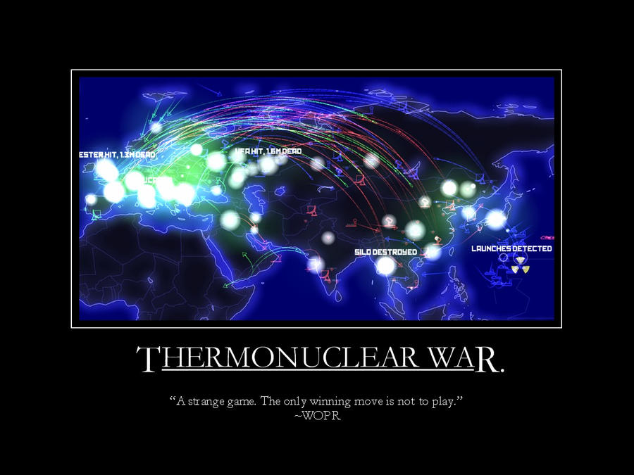 The Effects of a Global Thermonuclear War Johnstons Archive