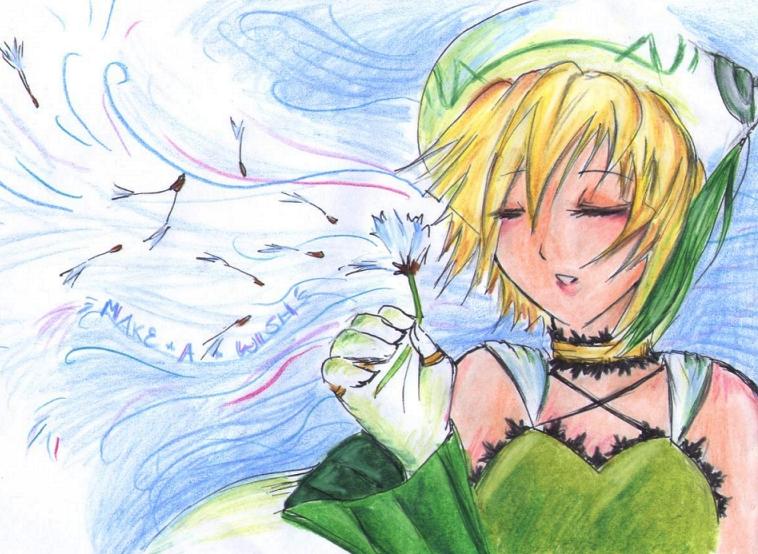 Make A Wish by ChikaraKokoro