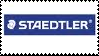 Staedtler stamp by IRIE666