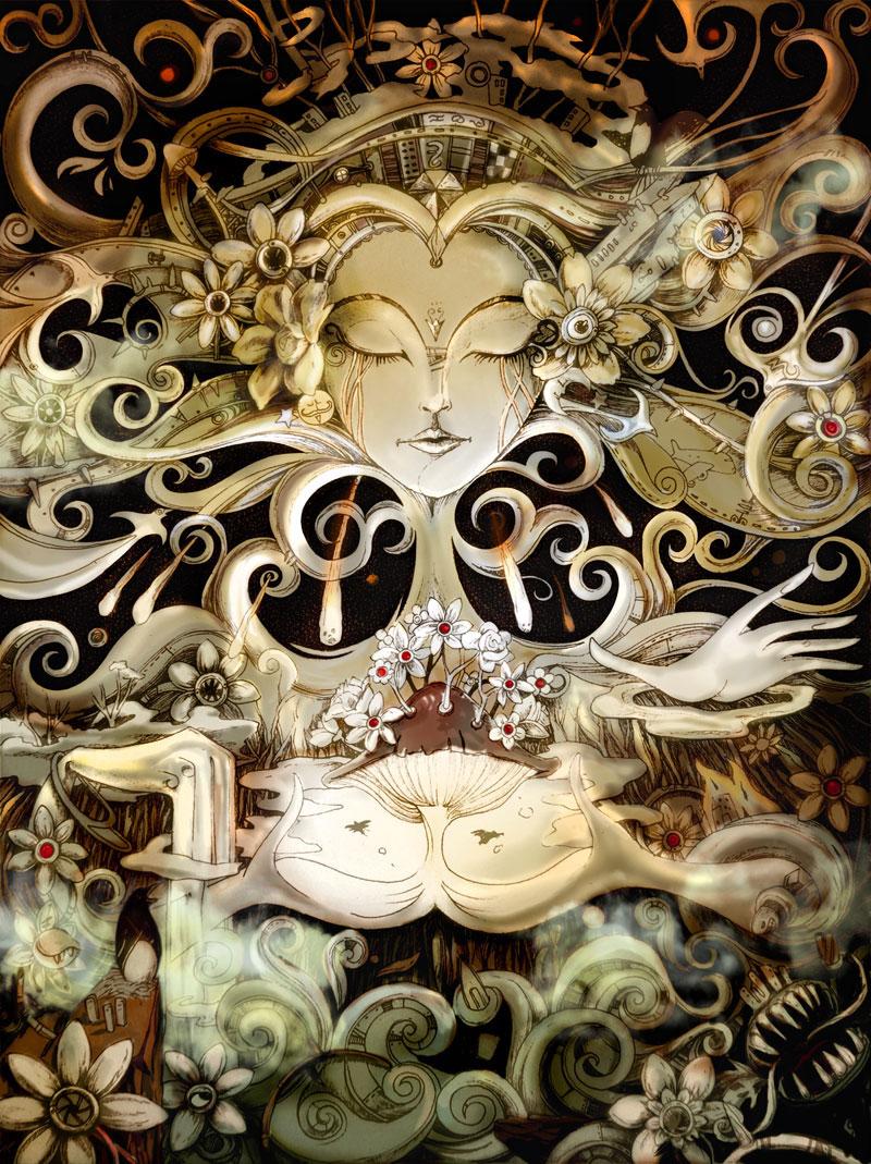 Gaia's Wrath by bjornik