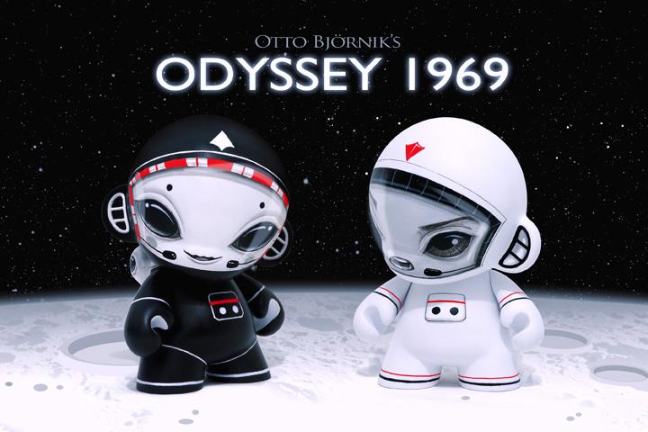 Odyssey 1969 by bjornik