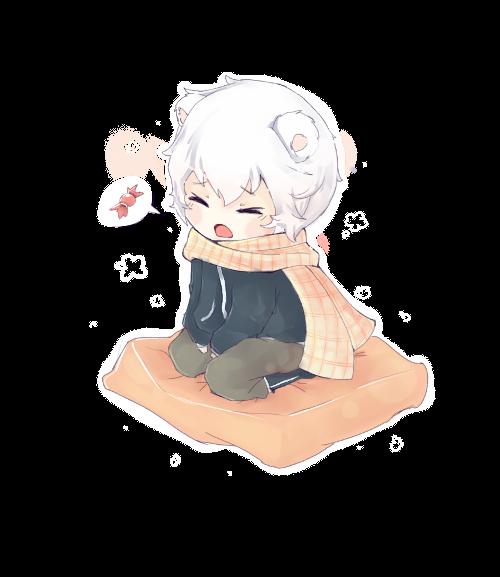 Give a candy, get a hug by kommoyThyhiru
