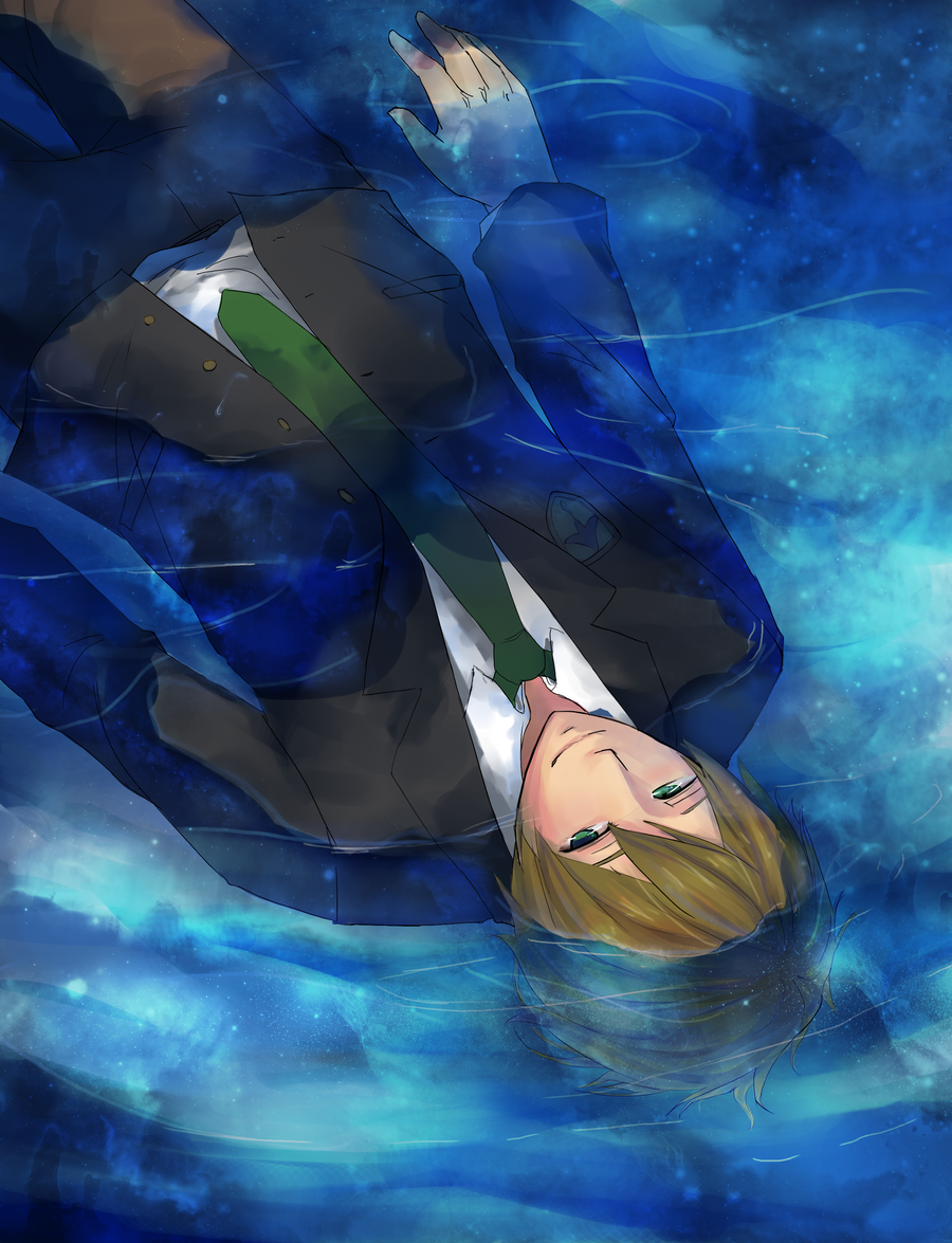 Under the starlight by kommoyThyhiru