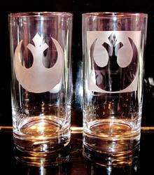 Rebel Alliance glasses