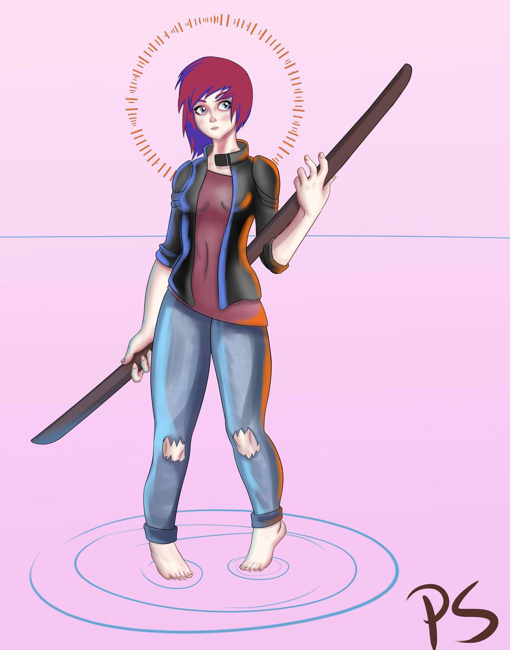 Deviantart Character Design : Original character design by thephilip on deviantart