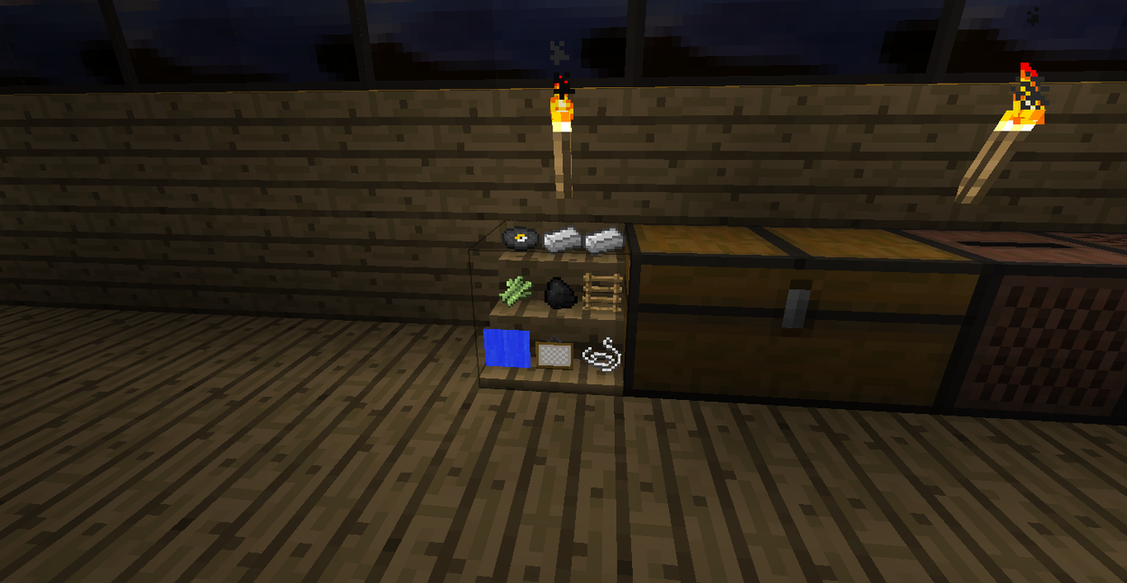 The Minecraft Shelf By Bloxxer33 On DeviantArt