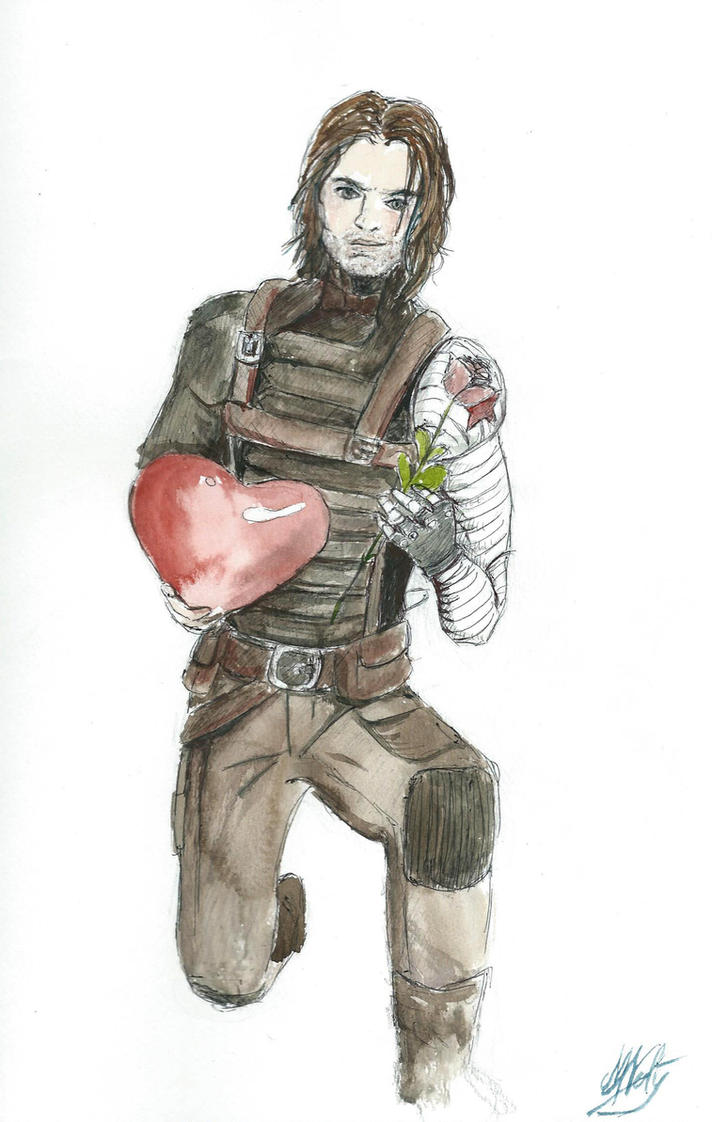 Bucky's Gift by Raagane