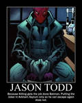 Jason Todd Is Right
