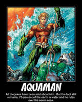 Aquaman by TopcowImage2dF