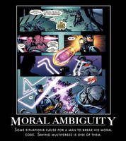 Batman Moral Code by TopcowImage2dF