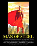 Man Of Steel's Worries