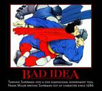 Frank Millers Bad Idea
