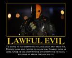 Slade Lawful Evil
