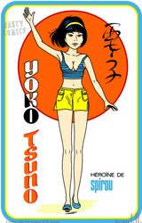 Yoko Tsuno - Spirou remake