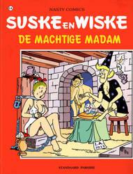 Suske en Wiske - De Machtige Madam