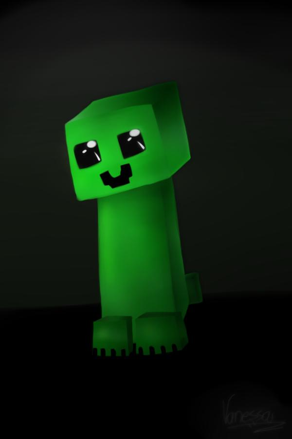 cute Creeper by VanessaGiratina on DeviantArt