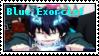 Blue Exorcist stamp by VanessaGiratina
