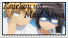 Kaichou wa Maid-Sama Stamp by VanessaGiratina