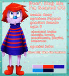 Anny the Puppet -dhmis OC-