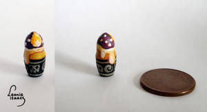 Candle Nesting Doll The Book of Life by LeonieIsaacs