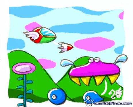 Fantasy Zone by Meibatsu