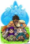 Dragon Quest V - HotHB by Meibatsu