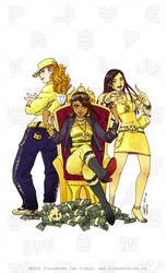 Collab - Rich Girls by Meibatsu
