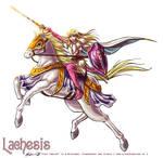 Fire Emblem Princess Lachesis