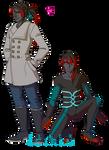 Seiren - civilian and hero by Meibatsu