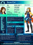 SGPA - Young Justice - Solar Cat