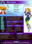 SGPA-YoungJustice - Miss Candy by Meibatsu