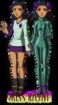 Miss Kayne - Kid and Killer by Meibatsu