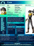 SGPA - Young Justice - Crow