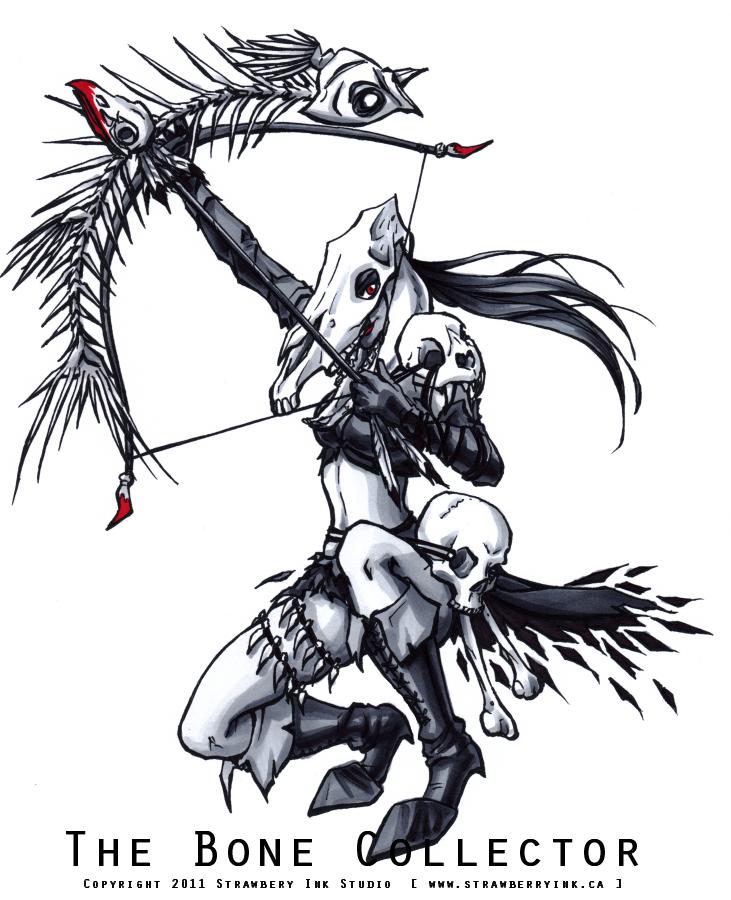 The Bone Collector By Meibatsu