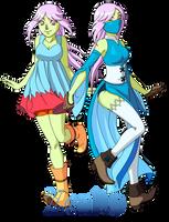 Zenith - Fae and Forcefielder by Meibatsu