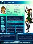 SGPA - Young Justice - Horizon by Meibatsu