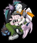 Pokemon Monochrome - Altaire