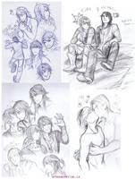 Expo Sketches by Meibatsu
