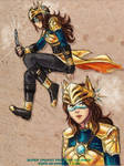 Solar Cat, Lady of Leo