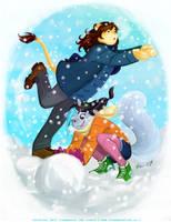 Let it snow by Meibatsu