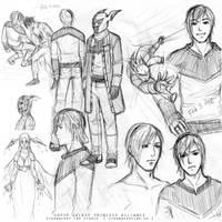 Altaire - feb 3-4 2012 sketches by Meibatsu