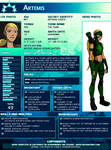SGPA TEMPLATE with Artemis - B07